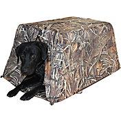 Beavertail Camouflage Dog Blind