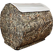 Beavertail Outfitter Bale Blind Snow Roof