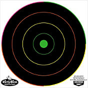 Birchwood Casey Dirty Bird Multi-Color Splattering Paper Target