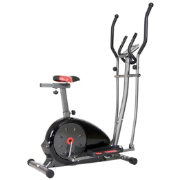 Body Champ 2-in-1 Magnetic Cardio Dual Trainer