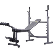 Body Champ 40'' Olympic Weight Bench