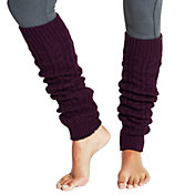 CALIA by Carrie Underwood Women's Cable Leg Warmers