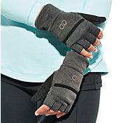 CALIA by Carrie Underwood Women's Pop Top Fingerless Running Gloves