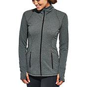 CALIA by Carrie Underwood Women's Essential Herringbone Fitness Jacket