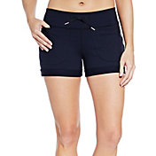 CALIA by Carrie Underwood Women's Knit Cuff Shorts