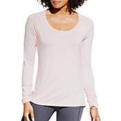 CALIA by Carrie Underwood Women's Essential Long Sleeve Shirt