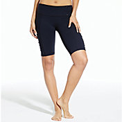 CALIA by Carrie Underwood Women's Essential Ruched Bermuda Shorts