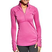 CALIA by Carrie Underwood Women's Warm Quarter Zip Long Sleeve Shirt