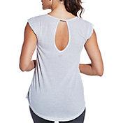 CALIA by Carrie Underwood Women's Flutter Sleeve T-Shirt