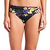 CALIA by Carrie Underwood Women's Rollover Printed Bottoms