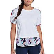 CALIA by Carrie Underwood Women's Printed Fashion T-Shirt