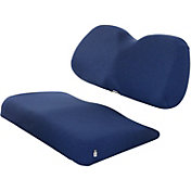 Classic Accessories Fairway Terry Cloth Seat Cover - Navy