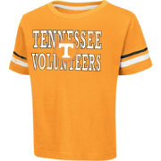Colosseum Athletics Toddler Tennessee Volunteers Tennessee Orange Touchdown T-Shirt