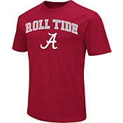 Colosseum Athletics Men's Arkansas Razorbacks Cardinal Team Slogan T-Shirt