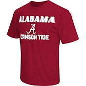 Colosseum Athletics Men's Alabama Crimson Tide Crimson Matrix T-Shirt