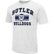 Colosseum Athletics Men's Butler Bulldogs White Dual-Blend T-Shirt
