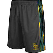 Colosseum Athletics Men's Baylor Bears Grey Layup Shorts