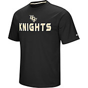 Colosseum Athletics Men's UCF Knights Black Pique Performance T-Shirt