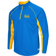 Colosseum Athletics Men's UCLA Bruins True Blue Airstream Quarter-Zip Windshirt