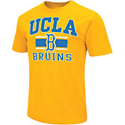 Colosseum Athletics Men's UCLA Bruins Gold Dual-Blend T-Shirt