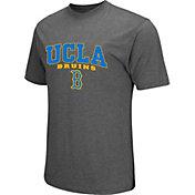 Colosseum Athletics Men's UCLA Bruins Grey Classic T-Shirt
