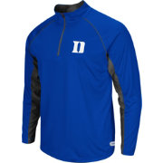 Colosseum Athletics Men's Duke Blue Devils Duke Blue Airstream Quarter-Zip Windshirt