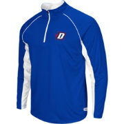Colosseum Athletics Men's DePaul Blue Demons Blue Airstream Quarter-Zip Windshirt