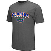 Colosseum Athletics Men's Florida Gators Grey Classic T-Shirt