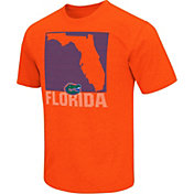 Colosseum Athletics Men's Florida Gators Orange State of the Union T-Shirt