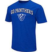 Colosseum Athletics Men's Gonzaga Bulldogs Navy Team Slogan T-Shirt