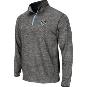 Colosseum Athletics Men's Johns Hopkins Blue Jays Grey Action Pass Quarter-Zip