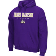 Colosseum Athletics Men's East Carolina Pirates Purple Performance Fleece Pullover Hoodie