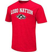 Colosseum Athletics Men's Northern Illinois Huskies Red Team Slogan T-Shirt