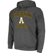 Colosseum Athletics Men's Appalachian State Mountaineers Grey Performance Hoodie