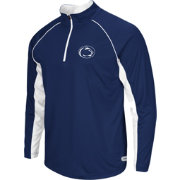 Colosseum Athletics Men's Penn State Nittany Lions Blue Airstream Quarter-Zip Windshirt