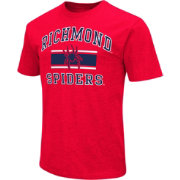 Colosseum Men's Richmond Spiders Red Dual-Blend T-Shirt