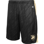 Colosseum Athletics Men's Army West Point Black Knights Army Black Sleet Performance Shorts