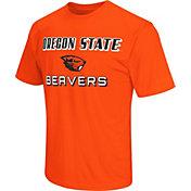 Colosseum Athletics Men's Oregon State Beavers Orange Matrix T-Shirt