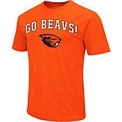 Colosseum Athletics Men's Oregon State Beavers Orange Team Slogan T-Shirt