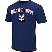 Colosseum Athletics Men's Air Force Falcons Blue Team Slogan T-Shirt
