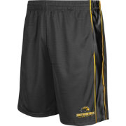 Colosseum Athletics Men's Southern Miss Golden Eagles Grey Layup Shorts