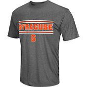 Colosseum Athletics Men's Syracuse Orange Grey Matrix T-Shirt