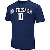 Colosseum Men's Texas Tech Red Raiders Red Team Slogan T-Shirt