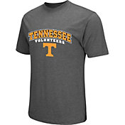 Colosseum Athletics Men's Tennessee Volunteers Grey Classic T-Shirt