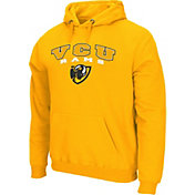 Colosseum Athletics Men's Wichita State Shockers Yellow Secondary Fleece Hoodie