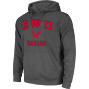 Colosseum Athletics Men's EWU Eagles Grey Performance Hoodie