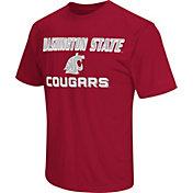 Colosseum Athletics Men's Washington State Cougars Crimson Matrix T-Shirt
