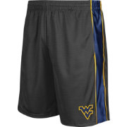 Colosseum Athletics Men's West Virginia Mountaineers Grey Layup Shorts