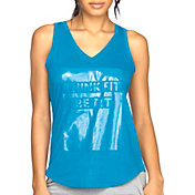 Colosseum Women's Think Fit Graphic Tank Top