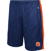 Colosseum Athletics Youth Auburn Tigers Blue Sleet Performance Shorts